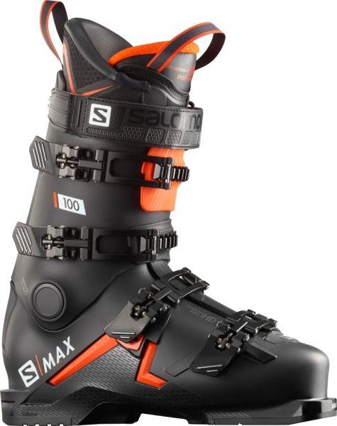 Salomon S Max 100 black/orange/white 2018/19