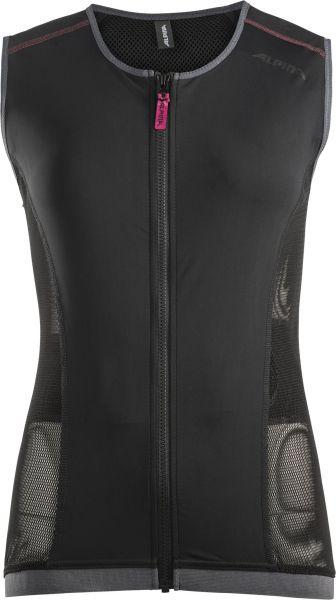 Alpina JSP Women Vest black-violett 2019/20