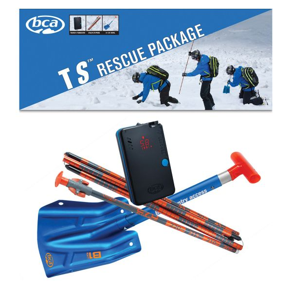 BCA TS Rescue Package Set 2019/20