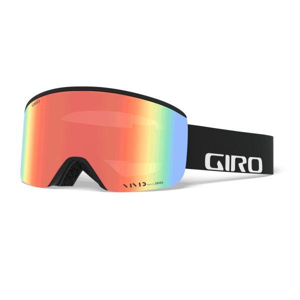 Giro Axis blk wordmark/vivid smoke infrared 2020/21