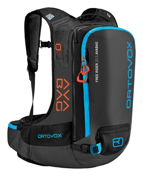 Ortovox Free Rider 20 S Avabag Kit black/ anthracite 2017/18
