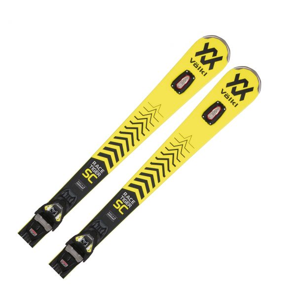 Völkl Racetiger SC yellow 2020/21