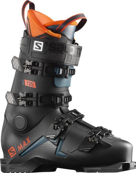 Salomon S-Max 120 black/orange 2018/19