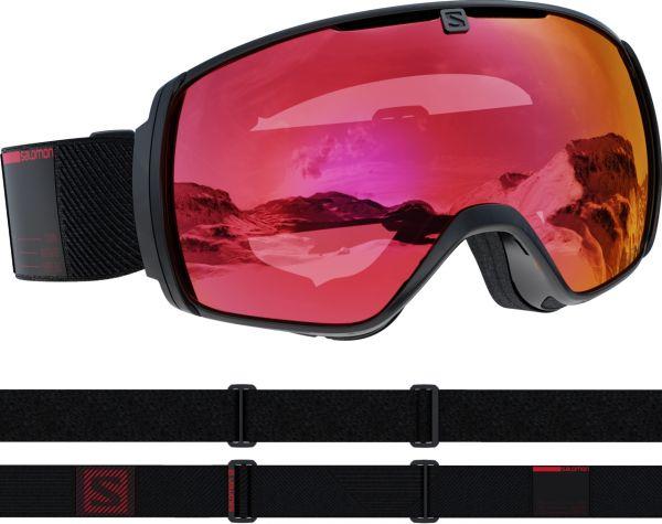 Salomon XT One Sigma black red 2020/21