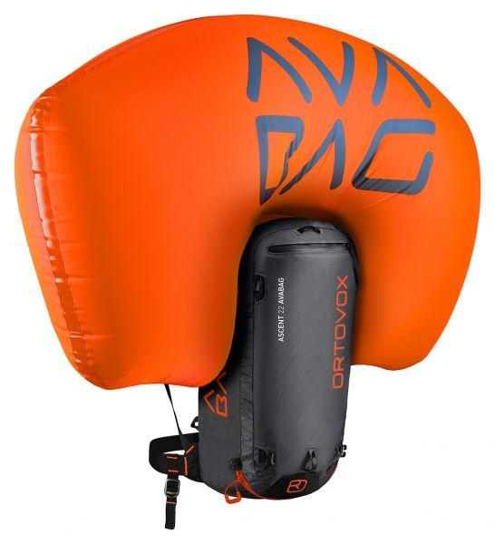 Ortovox Ascent 30  Avabag Kit black anthracite 2017/18