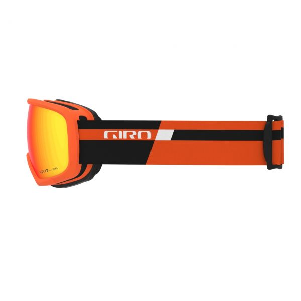 Giro Ringo orange black /vivid ember 2020/21