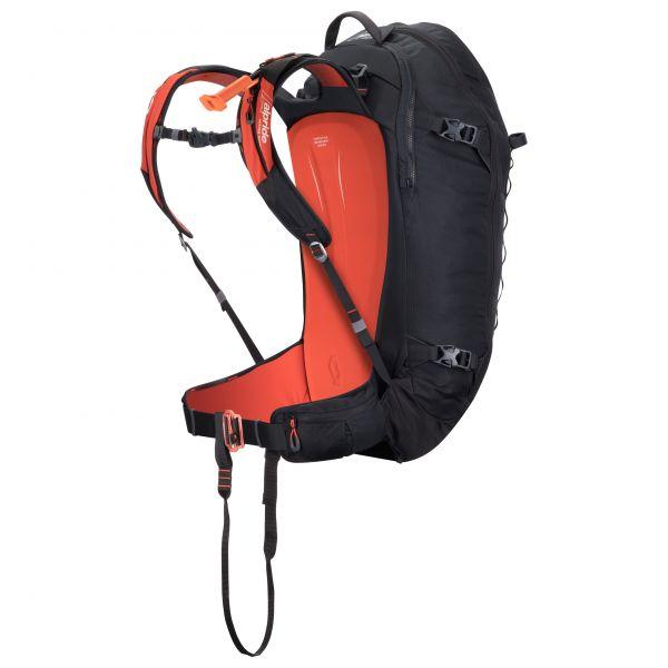 Scott Pack Patrol E1 40 Kit black/burnt orange 2019/20