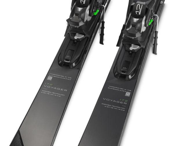 Elan Voyager black + EMX 12.0 2021/22