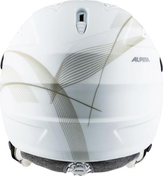 Alpina Grap Visor 2.0 HM white-prosecco 2018/19