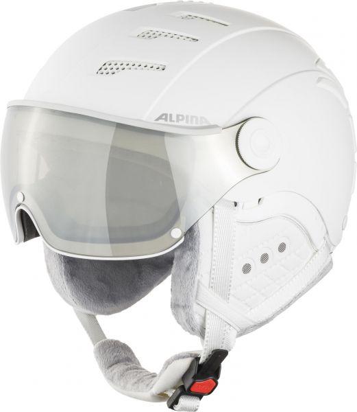 Alpina Jump 2.0 QVM white grey matt 2020/21