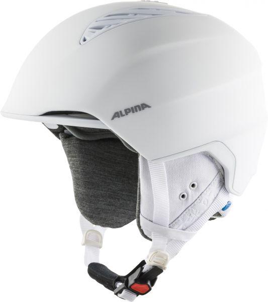 Alpina Grand Lavalan white matt 2020/21