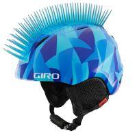 Giro Launch Plus blue icehawk 2017/18