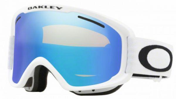 Oakley O Frame 2.0 XL matte white - Violet Iridium Persimmon 2018/19