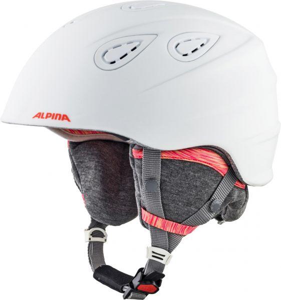 Alpina Grap 2.0 L.E. white-flamingo 2018/19