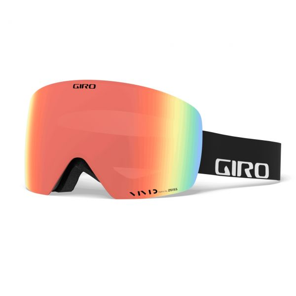Giro Contour black wordmark/Vivid smoke 2020/21