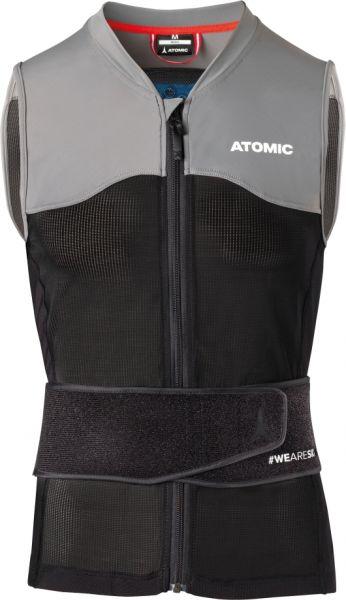 Atomic Live Shiel Vest AMID black/grey 2019/20