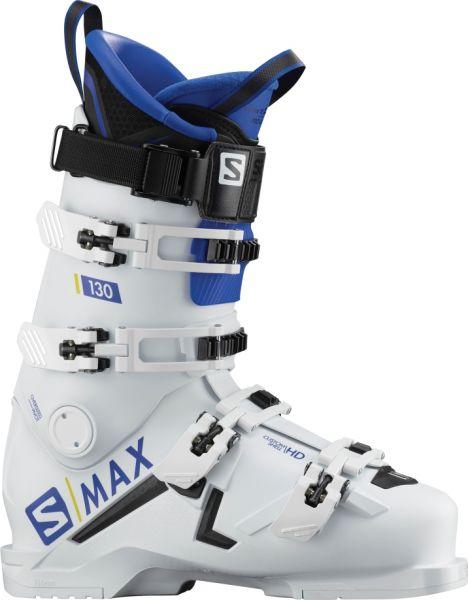 Salomon S Max 130 white/raceblue/black 2018/19