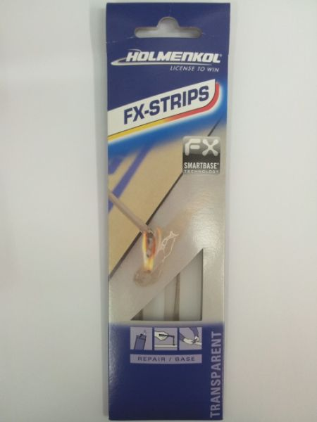 Holmenkol FX Strips tranparent