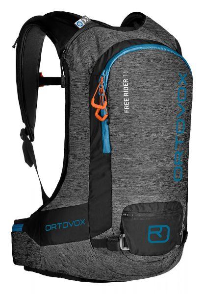 Ortovox Free Rider 16 black/ anthracite 2017/18